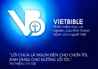 Download VietBible 2.0, VietBible 3.0, VietBible 3.1, VietBible 3.2