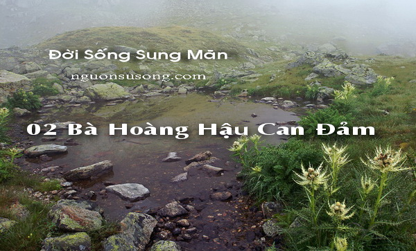 doi song sung man - ba hoang hau can dam 02